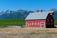 Classic Wallowa Co. Barn