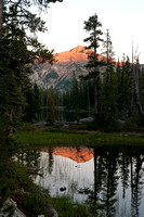 Wallowa Sunset Reflections 2011