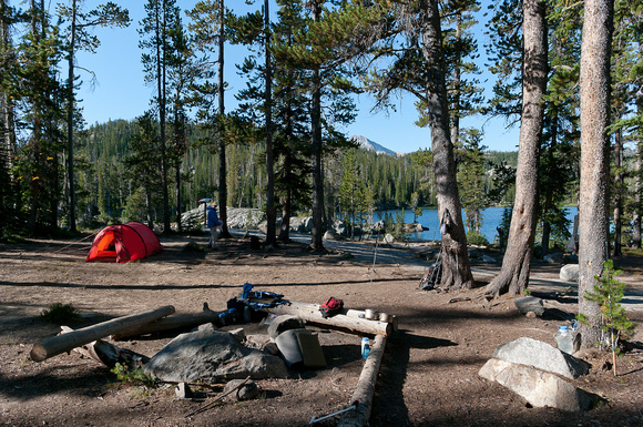 Horseshoe Lake Camp