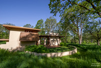 The Gordon House - Frank Lloyd Wright